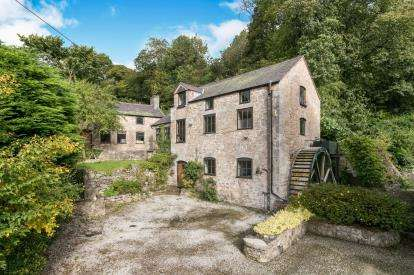 4 Bedrooms Detached House for sale in Denbigh Road, Nannerch, Mold, Flintshire, CH7