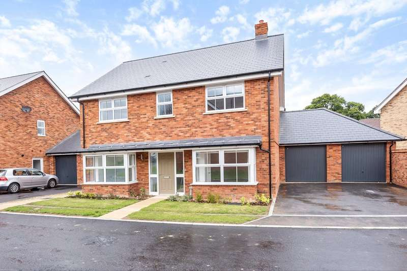5 Bedrooms Detached House for sale in Solomon's Seal, Broadbridge Heath