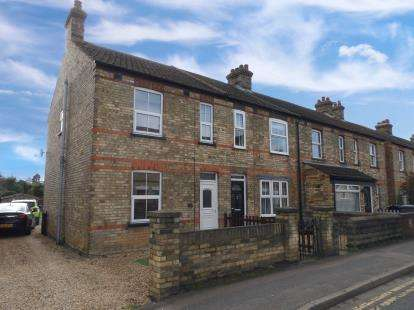 3 Bedrooms End Of Terrace House for sale in Sun Street, Biggleswade, Bedfordshire