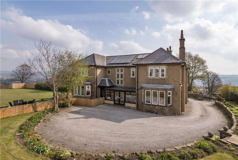 6 Bedrooms Detached House for sale in Beltrees, Occupation Lane, Oakworth, Keighley