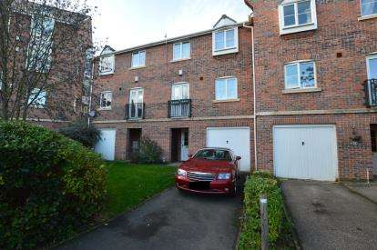 4 Bedrooms Terraced House for sale in Smiths Court, Northampton, Northamptonshire
