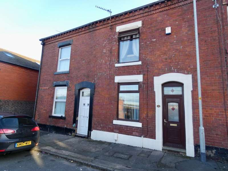 2 Bedrooms Terraced House for sale in Ryeburne Street, Oldham, Greater Manchester, OL4