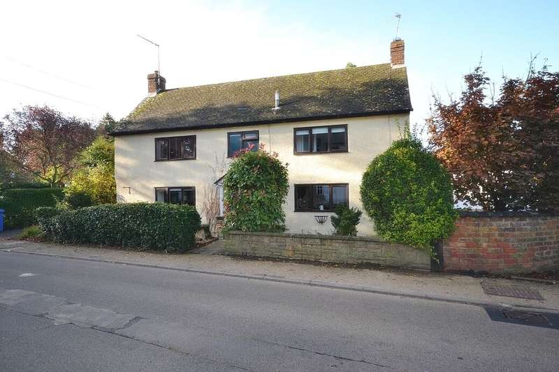 3 Bedrooms Detached House for sale in High Street, Whittlebury, Towcester, NN12