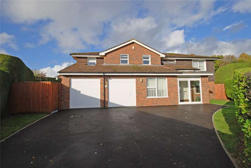 4 Bedrooms Detached House for sale in Ashlands, Ford, Salisbury, Wiltshire, SP4