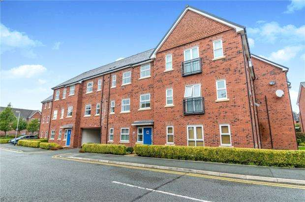 1 Bedroom Apartment Flat for sale in Holywell Drive, Warrington, Cheshire