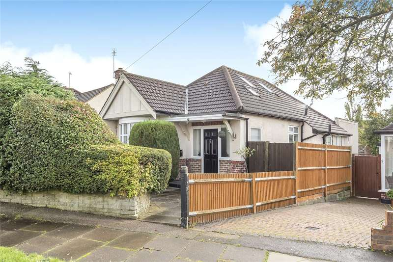 3 Bedrooms Detached Bungalow for sale in Fairfield Avenue, Ruislip, Middlesex, HA4
