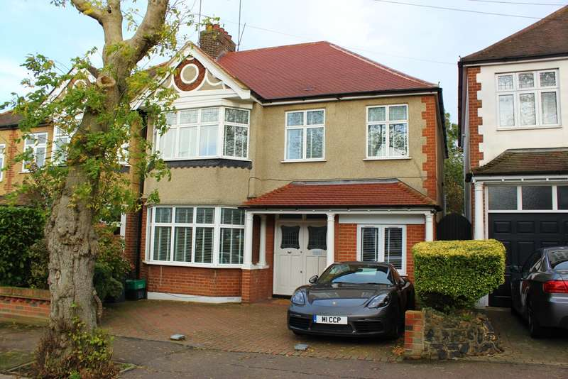 4 Bedrooms Semi Detached House for sale in Cavendish Avenue, Woodford Green