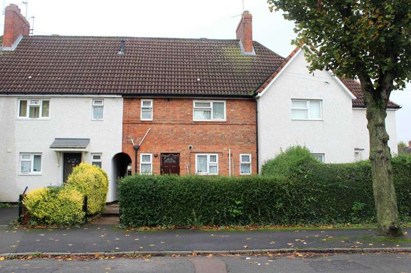 3 Bedrooms Town House for sale in Watson Road, Leicester