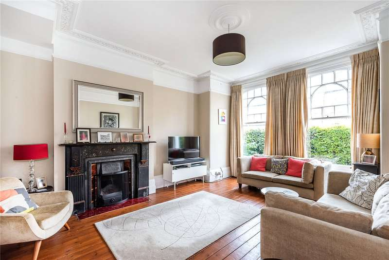 3 Bedrooms Flat for sale in Elmbourne Road, London, SW17
