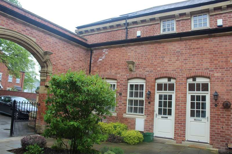 2 Bedrooms Property for rent in Stable Mews, Pontefract