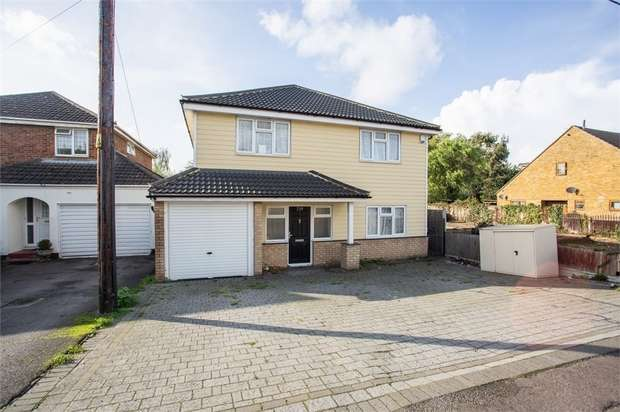 5 Bedrooms Detached House for sale in Pound Lane, Bowers Gifford, Basildon, Essex