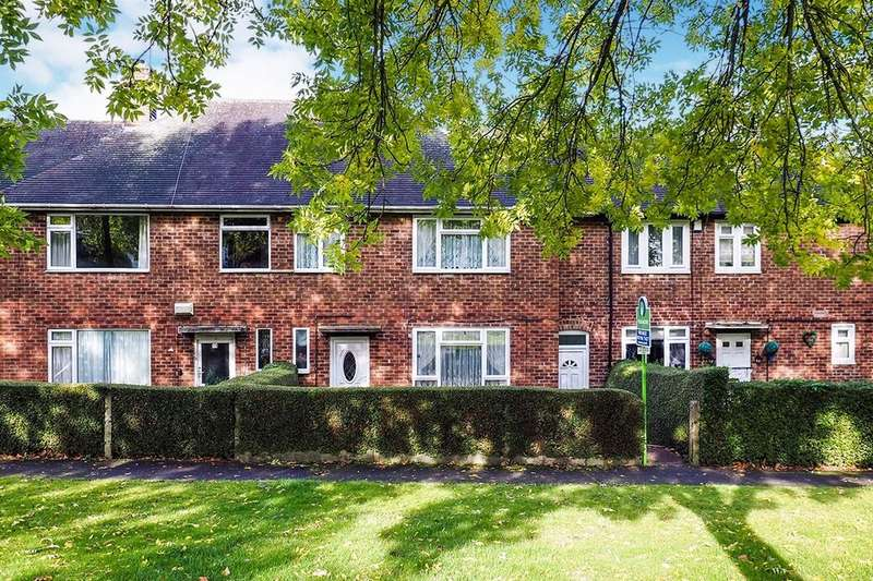 3 Bedrooms Property for sale in Flamsteed Road, Nottingham, NG8