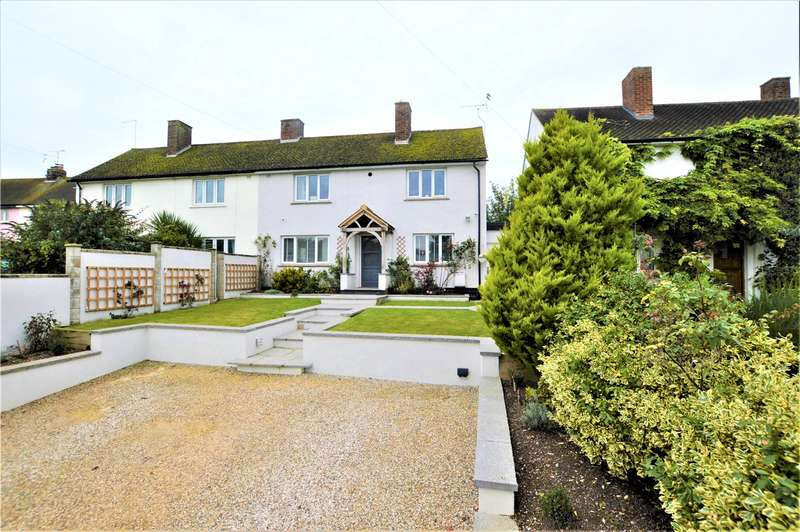 4 Bedrooms Semi Detached House for sale in Little Hadham
