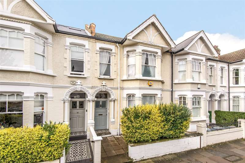 3 Bedrooms Terraced House for sale in Pulborough Road, Southfields, London, SW18