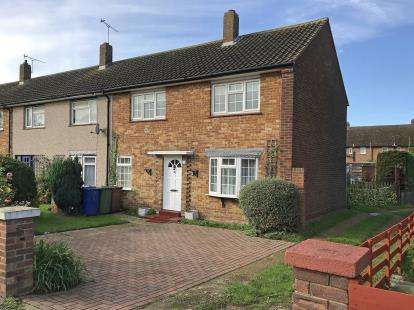 3 Bedrooms Semi Detached House for sale in Chadwell St Mary, Grays, Essex