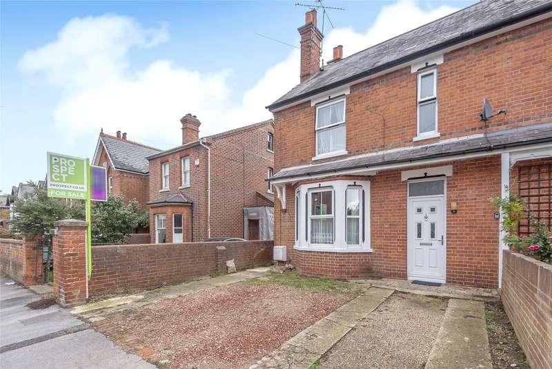 3 Bedrooms Semi Detached House for sale in Waverley Road, Reading, Berkshire, RG30