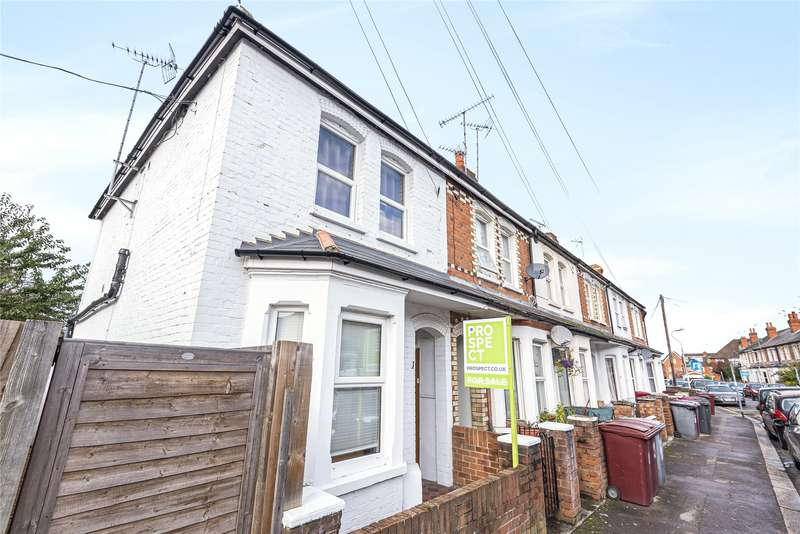 5 Bedrooms End Of Terrace House for sale in Valentia Road, Reading, Berkshire, RG30