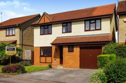 4 Bedrooms Detached House for sale in Sorrell Close, Thornbury