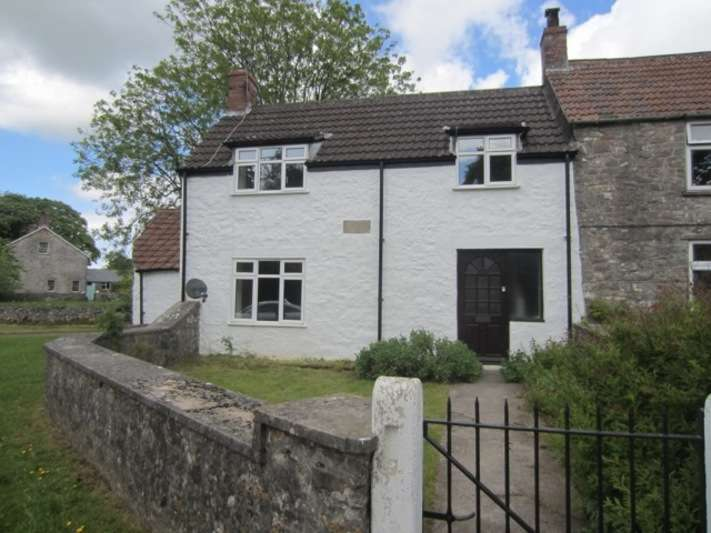 2 Bedrooms Semi Detached House for rent in The Green, Priddy, Wells