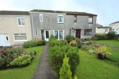 3 Bedrooms Terraced House for sale in Byron Road, Shotts, North Lanarkshire