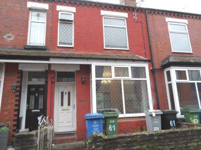 2 Bedrooms Terraced House for sale in Woodfield Road, Greater Manchester, Altrincham, Greater Manchester