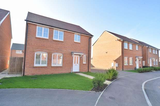 3 Bedrooms Detached House for sale in Robin Gibb Road, Thame, Oxfordshire, OX9 3FD