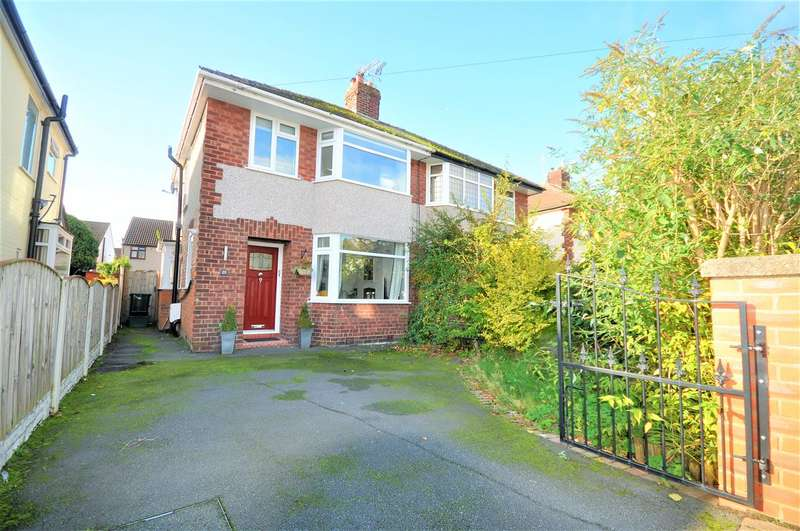 3 Bedrooms Semi Detached House for sale in Mansfield Road, Whitby