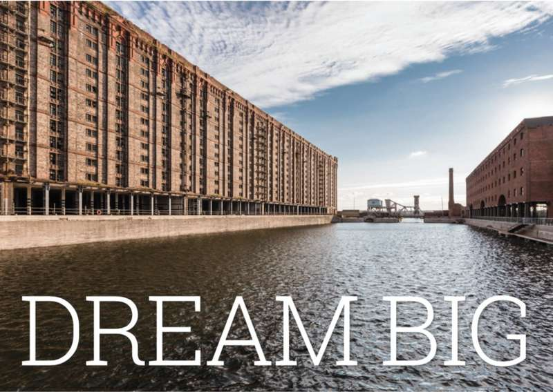 2 Bedrooms Apartment Flat for sale in Tobacco Warehouse, Stanley Dock, Regent Road, Liverpool, Liverpool, L3