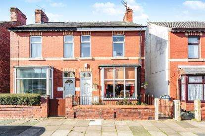 3 Bedrooms Semi Detached House for sale in Ord Avenue, Blackpool, Lancashire, FY4