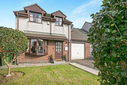 4 Bedrooms Link Detached House for sale in St. Columb Major, Cornwall
