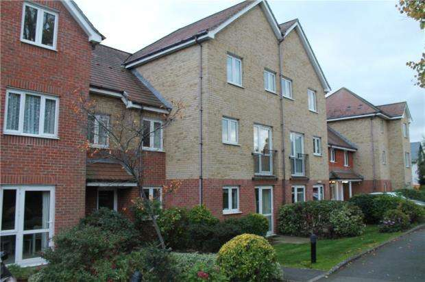 2 Bedrooms Retirement Property for sale in Nightingale Court, 156-160 Havant Road, Portsmouth