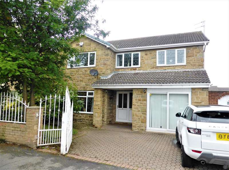 4 Bedrooms Detached House for sale in Lowfield Road, Bolton Upon Dearne, Rotherham, S63 8JF