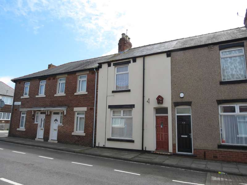 2 Bedrooms Terraced House for sale in Belk Street, Hartlepool, Cleveland, TS24 8DH