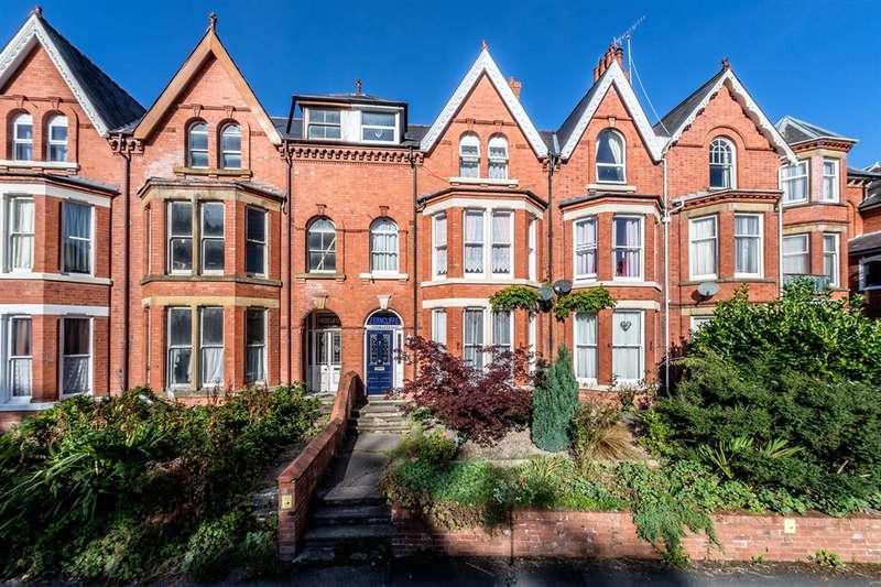 9 Bedrooms Terraced House for sale in Temple Drive, Llandrindod Wells, LD1 5LU