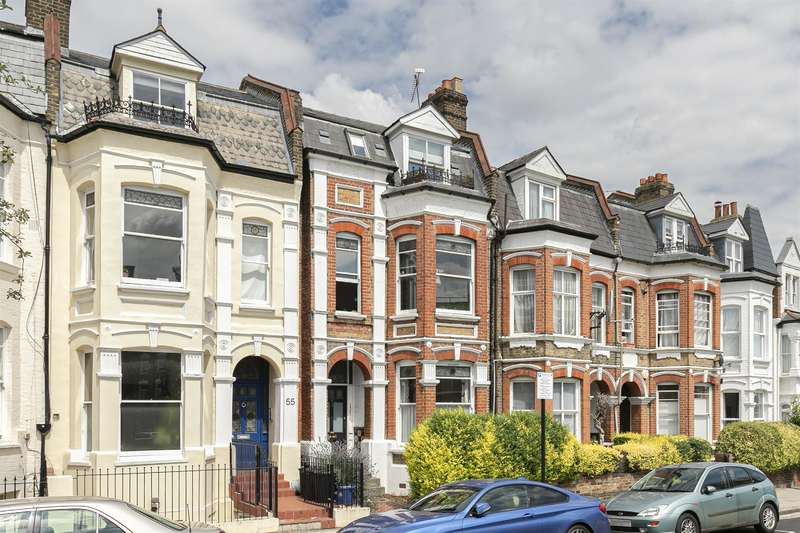 2 Bedrooms Flat for sale in Clissold Crescent, London, N16