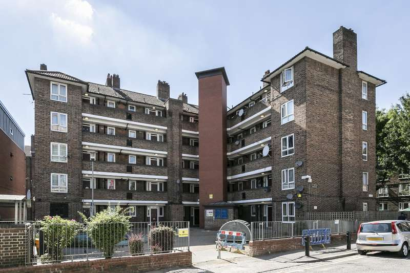 2 Bedrooms Apartment Flat for sale in Rossendale Street, London, E5