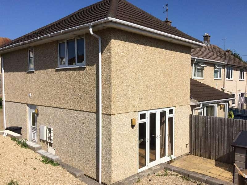 2 Bedrooms End Of Terrace House for sale in Derham Road, Bishopsworth, Bristol, BS13 7SB