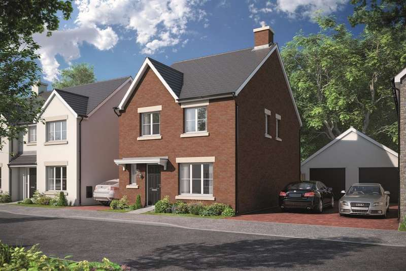 4 Bedrooms Detached House for sale in Woodcote, Tyndale Reach, Wickwar, GL12 8NS