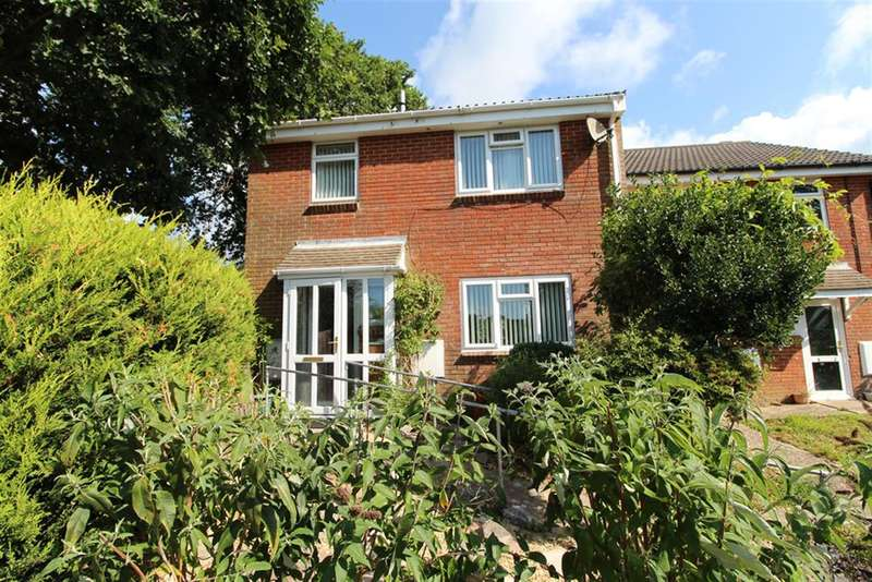 3 Bedrooms Semi Detached House for sale in Blackthorn Way, Ashley, New Milton, BH25 5XY