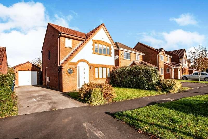 4 Bedrooms Detached House for sale in Hampshire Road, Preston, Lancashire, PR5