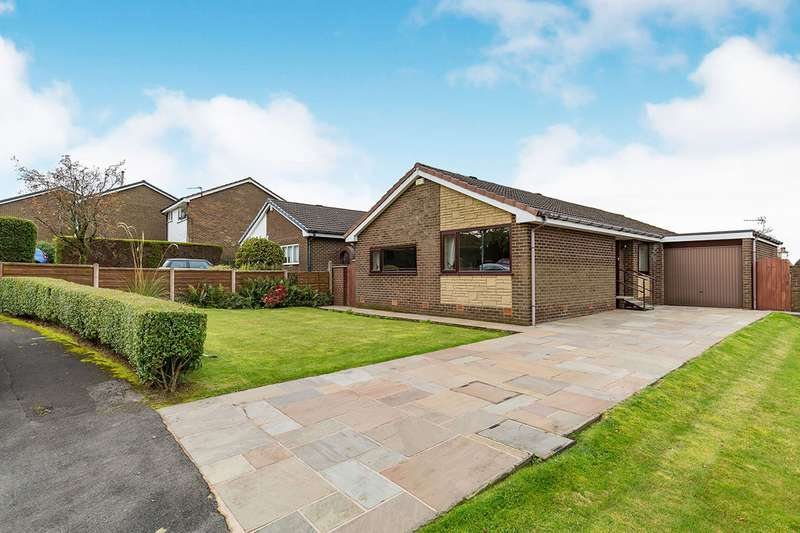 3 Bedrooms Detached Bungalow for sale in Redhill Grove, Chorley, Lancashire, PR6