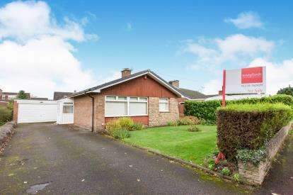 3 Bedrooms Bungalow for sale in Middlewich Road, Sandbach, Cheshire