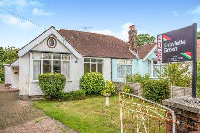 2 Bedrooms Bungalow for sale in Lonsdale Road, Formby, Liverpool, Merseyside, L37