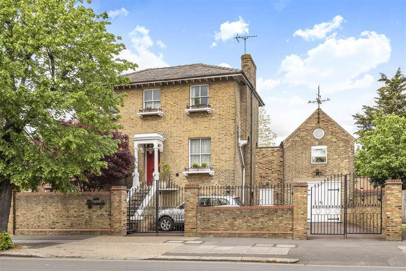 5 Bedrooms Detached House for sale in Bath Road, Hounslow