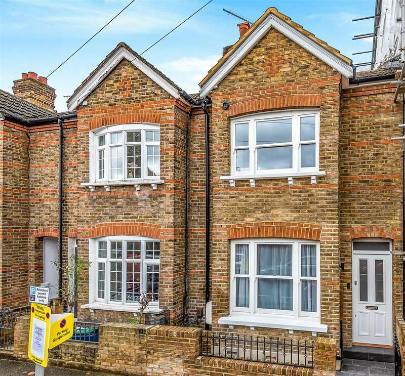 3 Bedrooms Terraced House for sale in Alton Road, Richmond