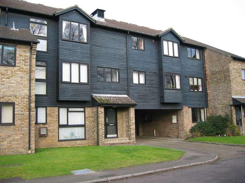 1 Bedroom Flat for rent in Old Hertford Road, HATFIELD, AL9