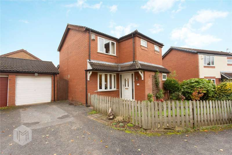 4 Bedrooms Detached House for sale in Gairloch Close, Fearnhead, Warrington, Cheshire, WA2