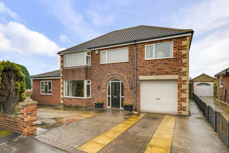 4 Bedrooms Detached House for sale in Willow Road, Wath-upon-dearne