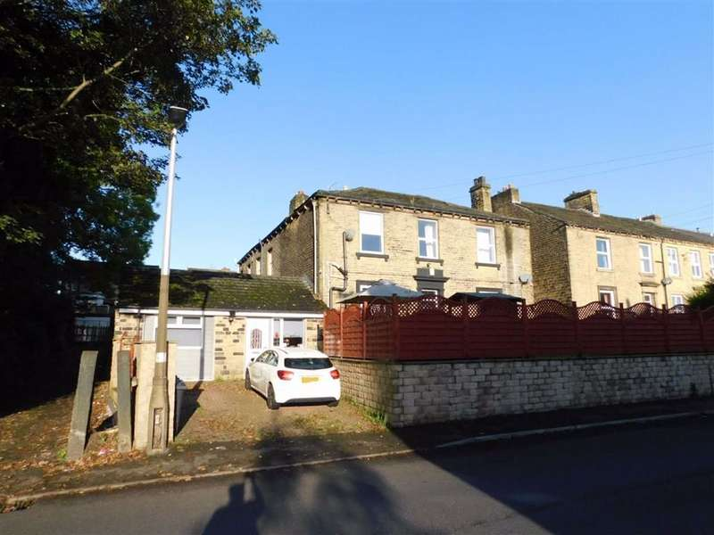 3 Bedrooms Terraced House for sale in Luck Lane, Marsh, Huddersfield