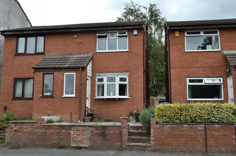 2 Bedrooms Semi Detached House for sale in Block Lane, Chadderton, Oldham, OL9 7SD